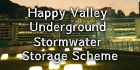 Happy Valley Underground Stormwater Storage Scheme