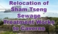 Feasibility Study on Relocation of Sham Tseng Sewage Treatment Works to Caverns
