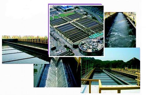 Type d'installations de traitement des eaux usées