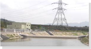 旱流抽水站及充氣堤壩 Low Flow Pumping Station & Inflatable Dam